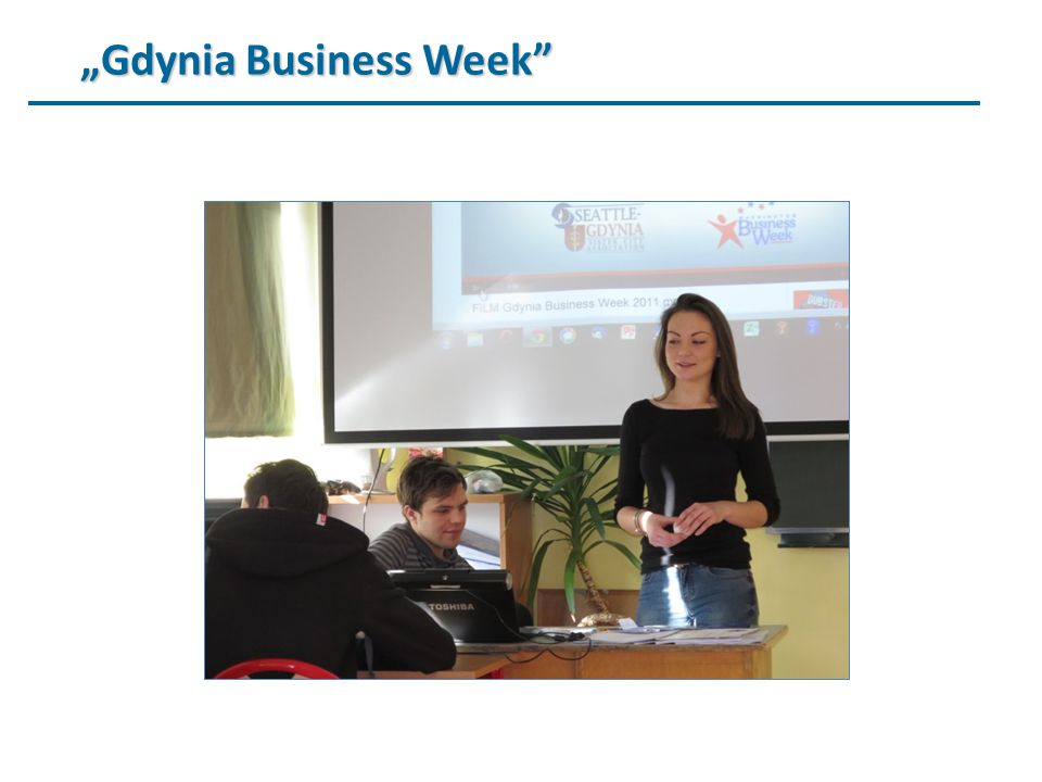 """Gdynia Business Week"""