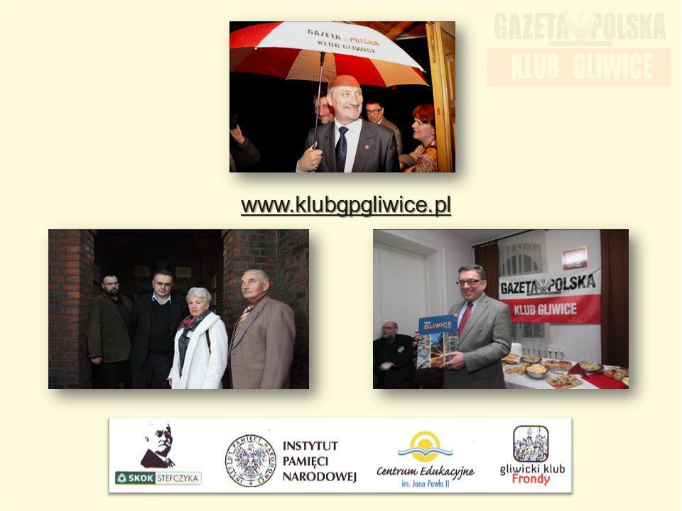 www.klubgpgliwice.pl