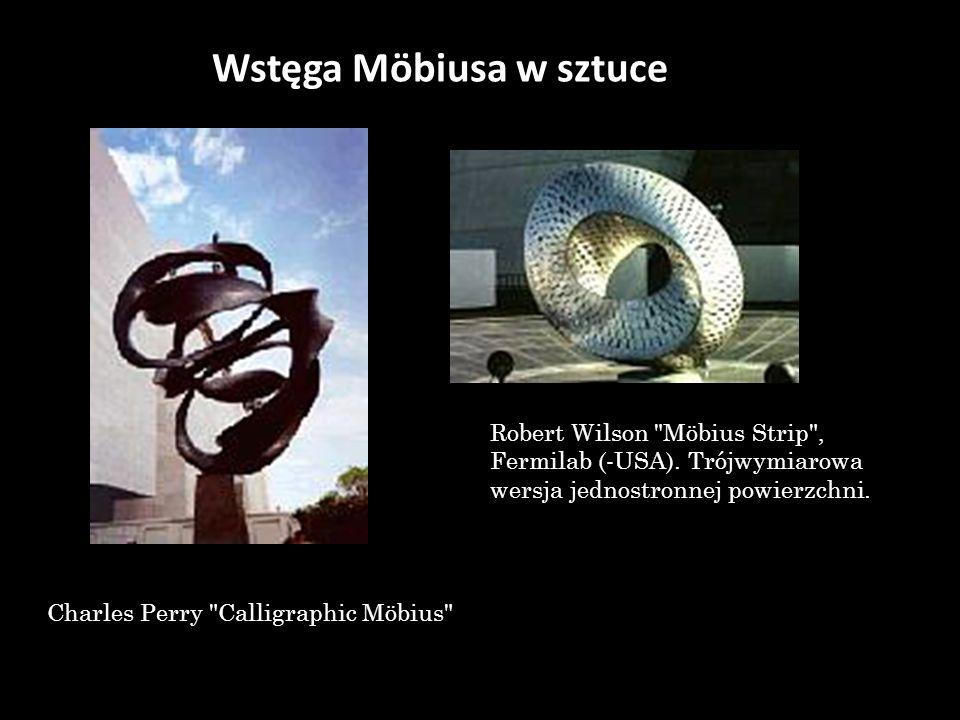 Wstęga Möbiusa w sztuce Robert Wilson