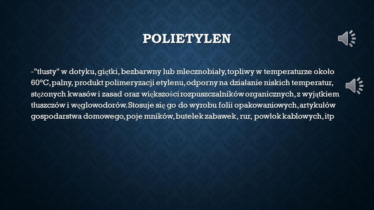 POLIETYLEN -