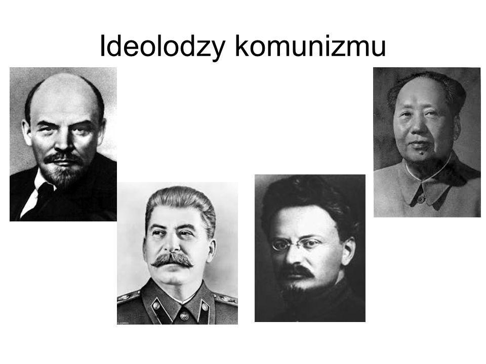 Ideolodzy komunizmu