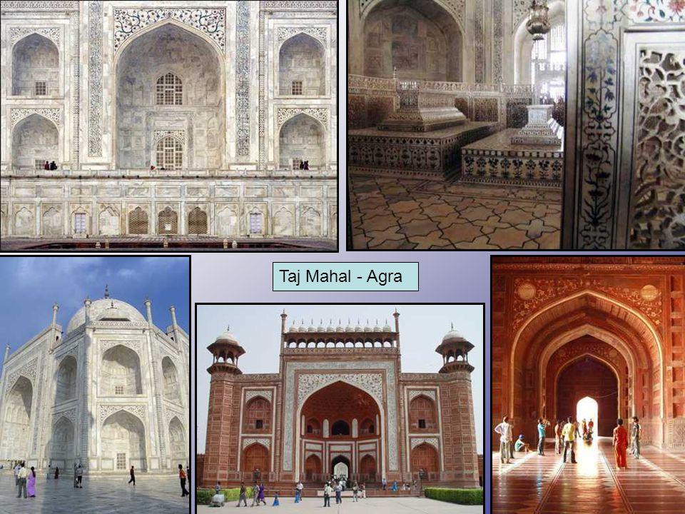 Taj Mahal – Agra (1983)