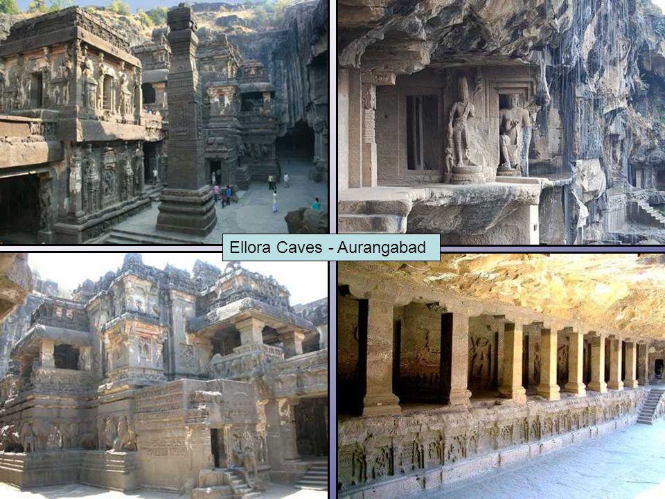 Ellora Caves – Aurangabad (1984)