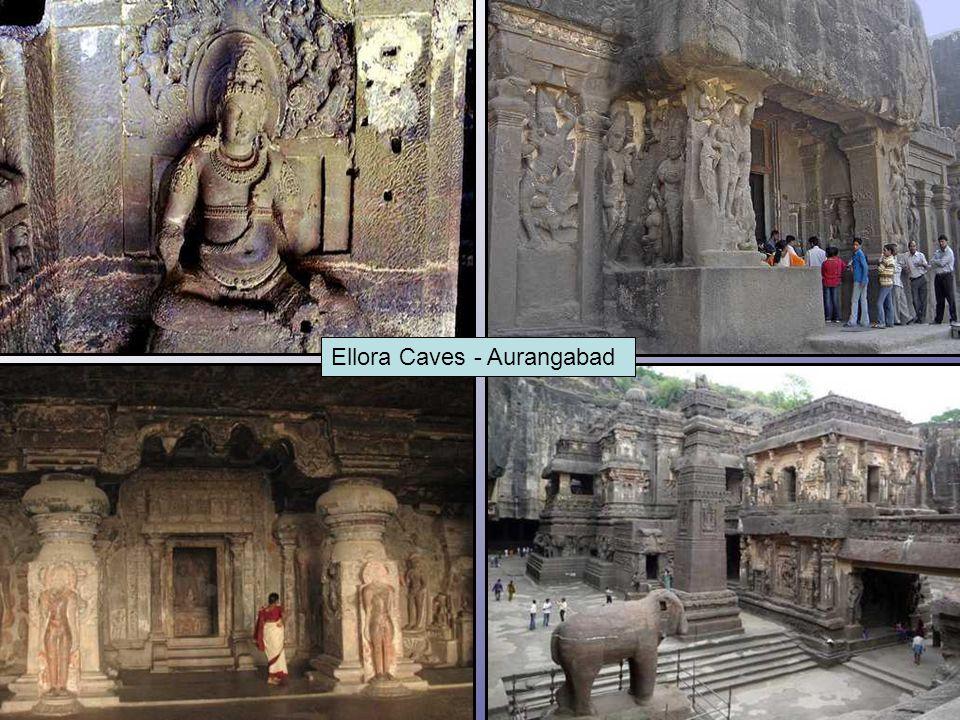 Ellora Caves - Aurangabad