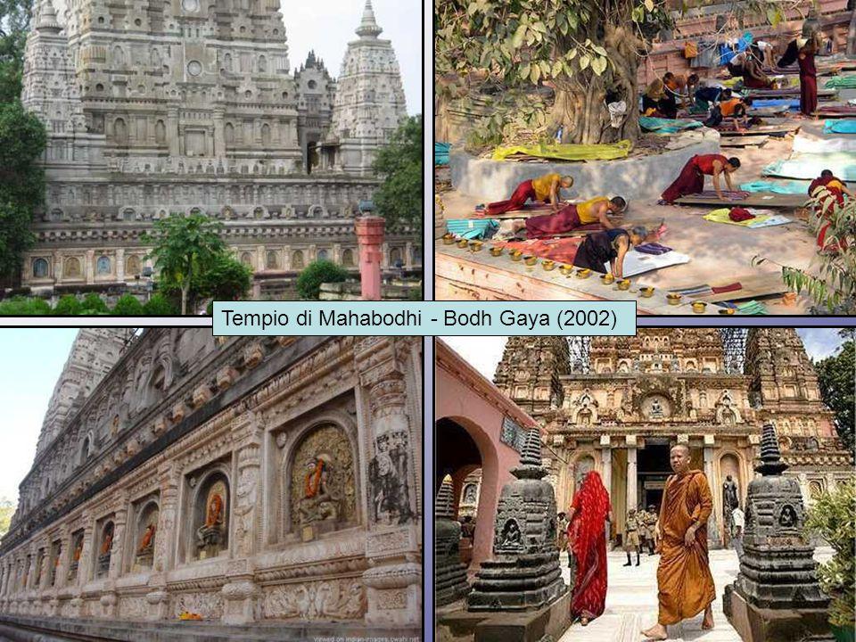 Tempio di Mahabodhi - Bodh Gaya (2002)