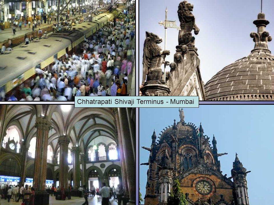 Chhatrapati Shivaji Terminus – Mumbai (2004)
