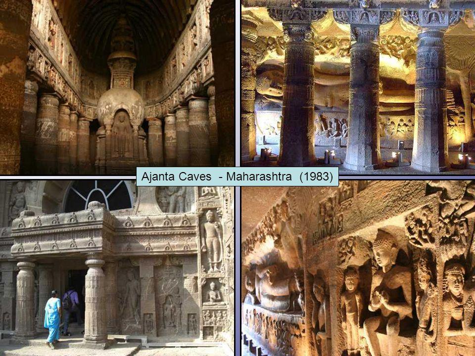 Ajanta Caves - Maharashtra (1983)