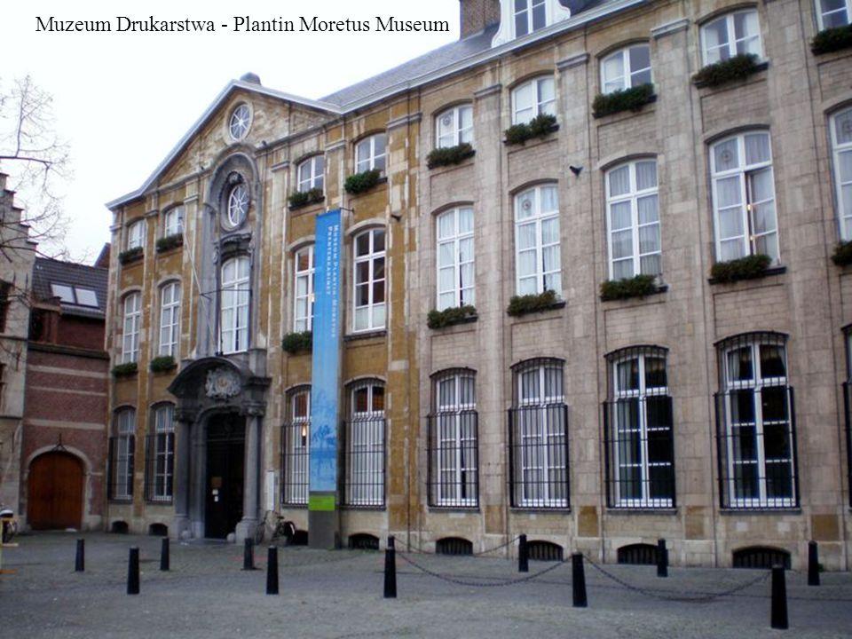 Muzem Sztuki - Koninklijk Museum voor Schone Kunsten