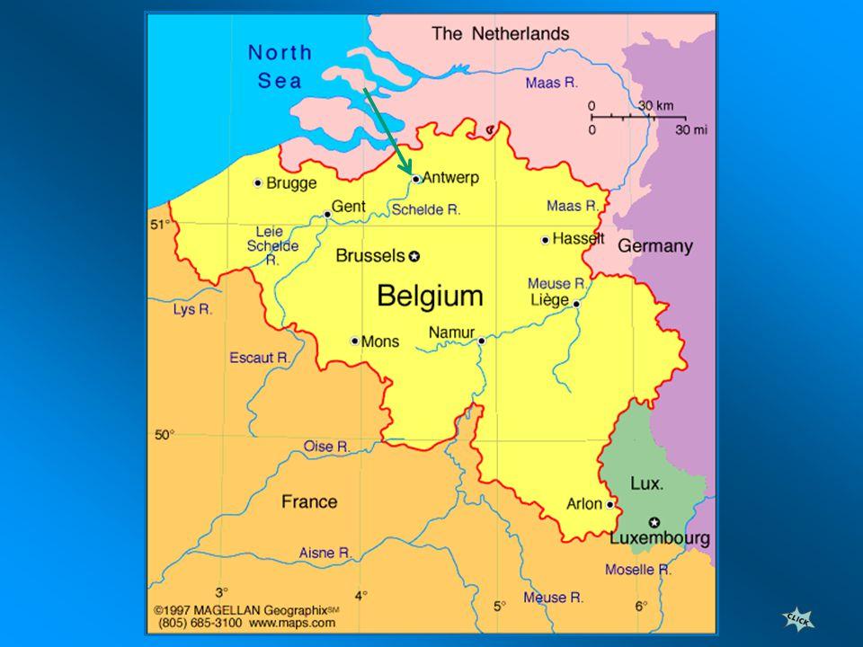 Antwerpia (flam. Antwerpen, fr. Anvers) miasto w północnej Belgii (Flandria), położone nad Skaldą. Miasto wraz z Berchem, Berendrecht-Zandvliet-Lillo,