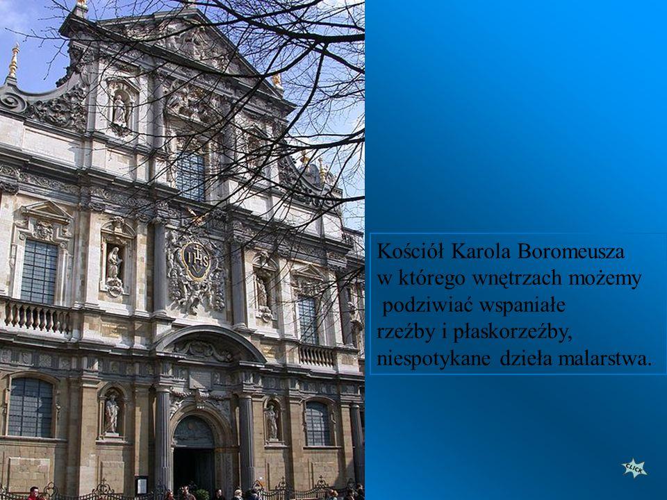 Kościół Karola Boromeusz a