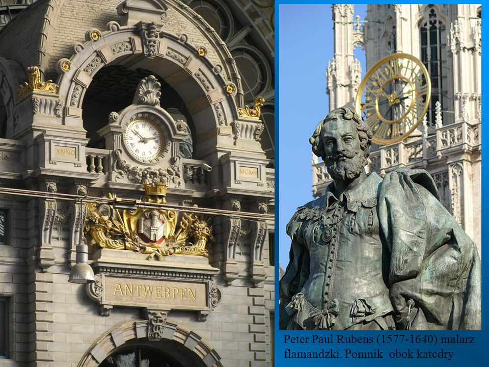 Katedra Najświętszej Marii Panny w Antwerpii jest jedną z najwyższych budowli sakralnych na świecie. Jest to największy i najbardziej znaczący kościół
