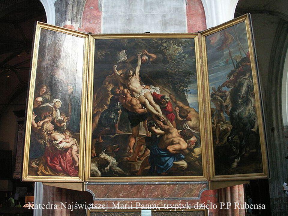 Katedra Najświętszej Marii Panny, wnętrza