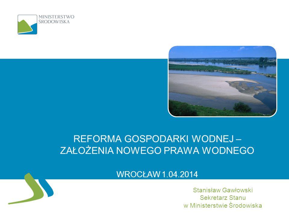 12 Nowa struktura organów administracji publicznej Minister właściwy ds.