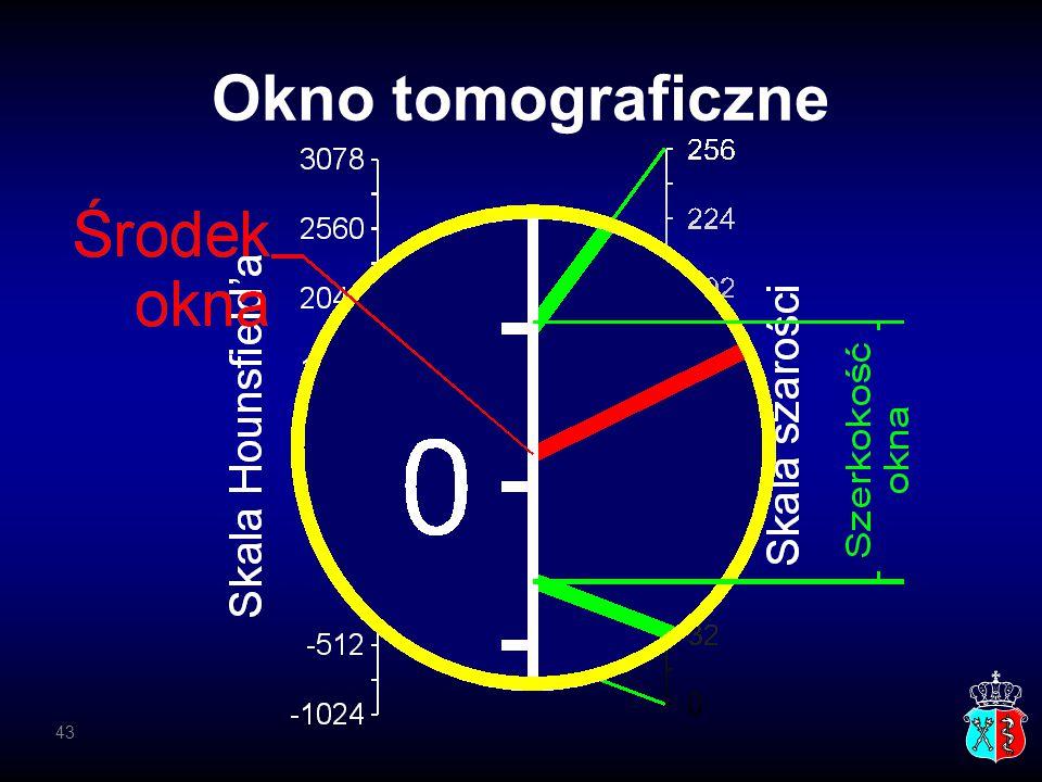 Okno tomograficzne 43