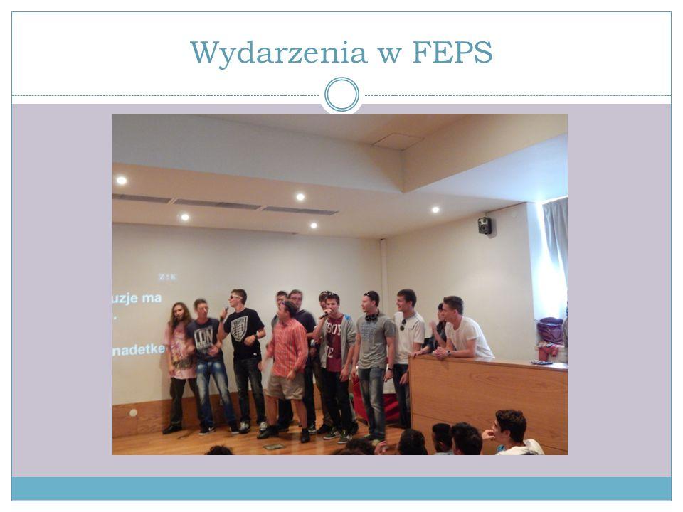 Wydarzenia w FEPS