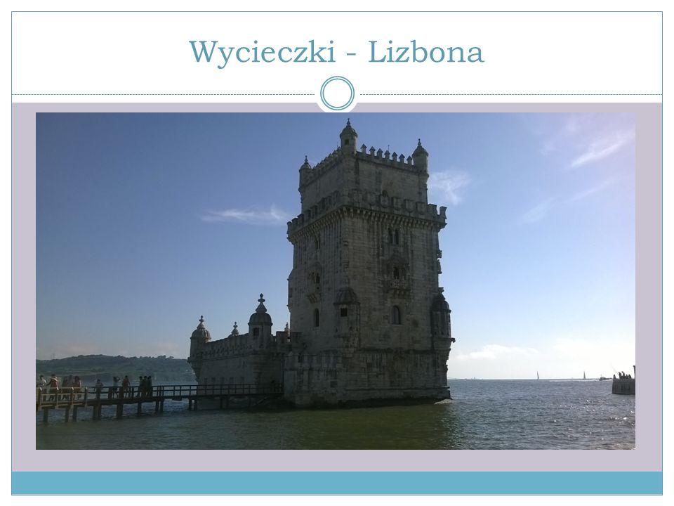 Wycieczki - Lizbona