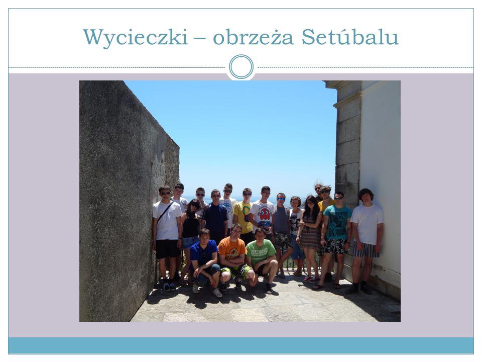 Wycieczki – obrzeża Setúbalu