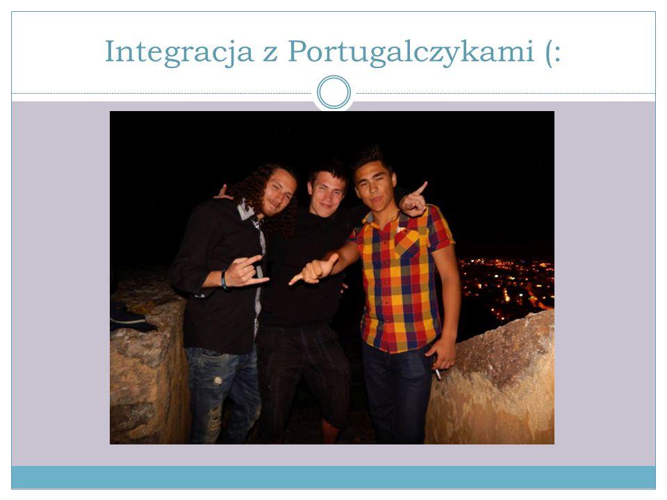 Integracja z Portugalczykami (:
