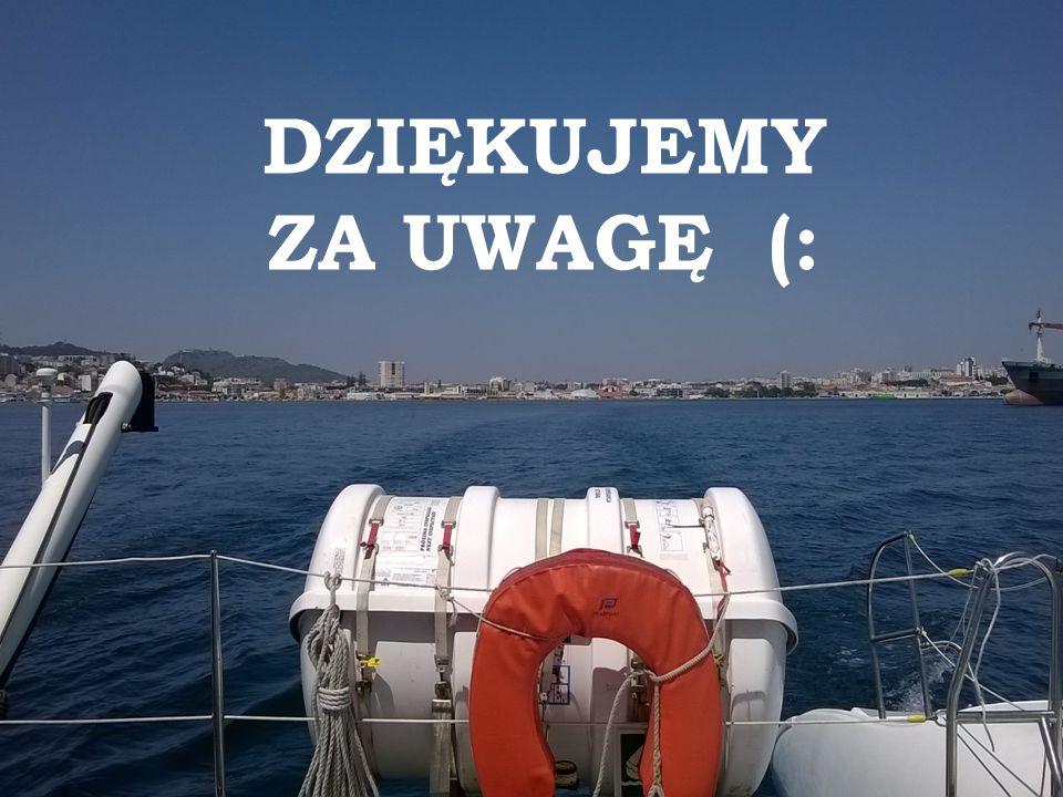 DZIĘKUJEMY ZA UWAGĘ (: