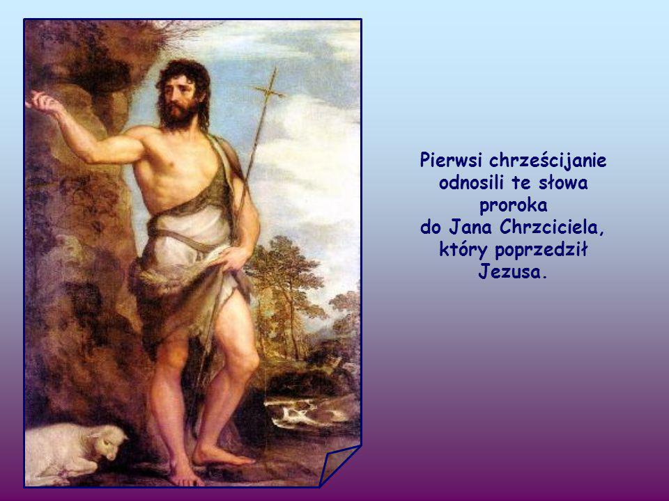 """W okresie Adwentu jesteśmy zaproszeni do życia nowym """"Słowem"""". Św. Łukasz Ewangelista zaczerpnął je z Izajasza, proroka pocieszenia."""