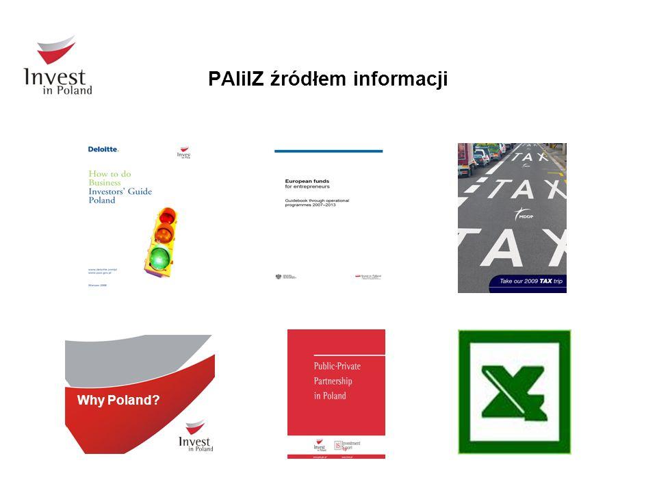 PAIiIZ źródłem informacji Why Poland?