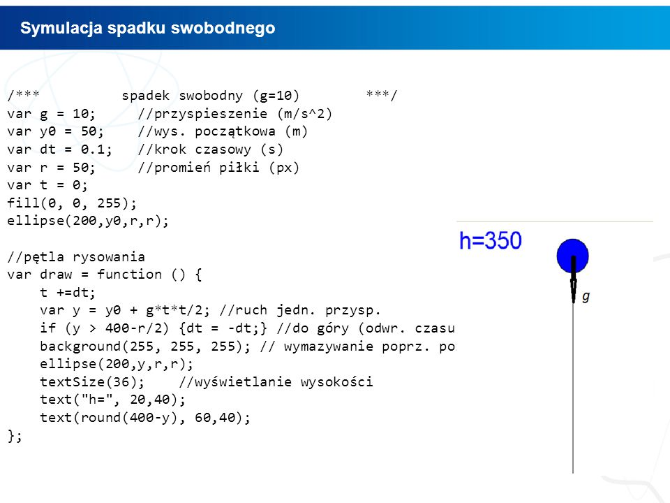 Nauka programowania…