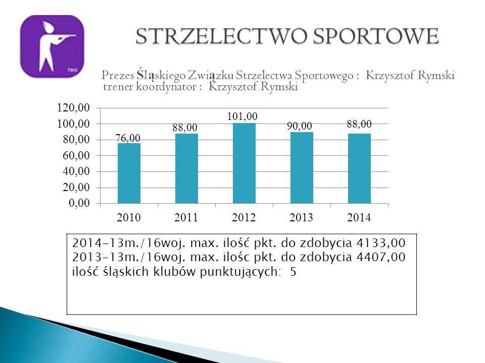2014-13m./16woj. max. ilość pkt. do zdobycia 4133,00 2013-13m./16woj.