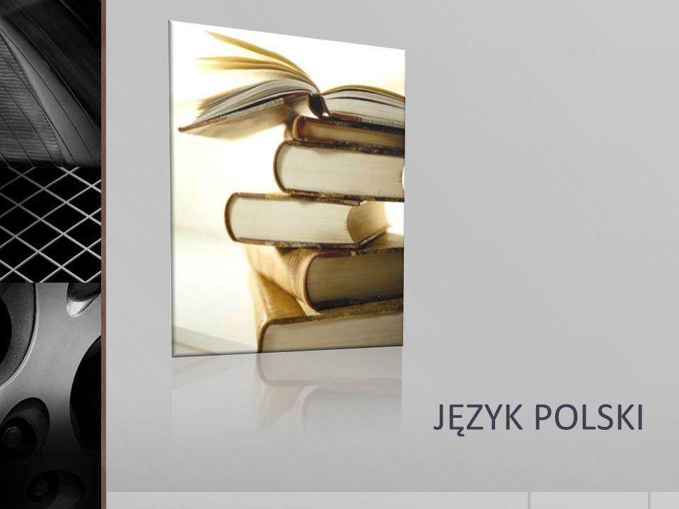 Zakres wymagań sprawdzanych na egzaminie maturalnym:  w jakim stopniu zdający spełnia wymagania z zakresu języka polskiego określone w podstawie programowej kształcenia ogólnego dla IV etapu edukacyjnego  sumą wymagań z wszystkich kolejnych etapów będące