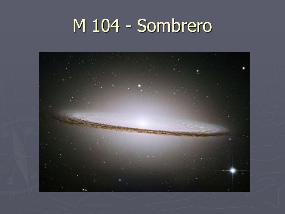 M 104 - Sombrero