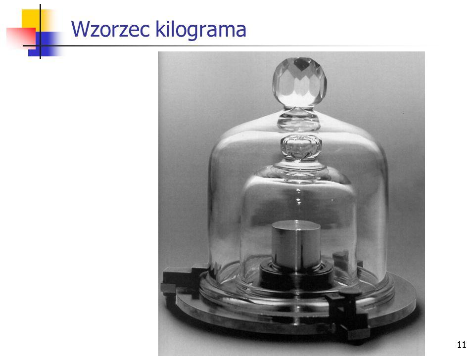 11 Wzorzec kilograma