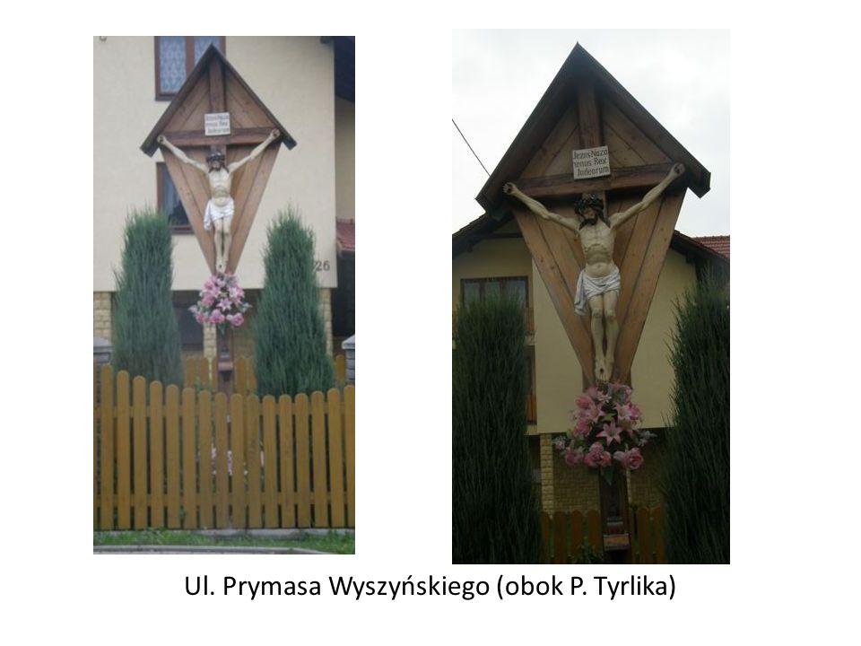 Ul. Prymasa Wyszyńskiego (obok P. Tyrlika)