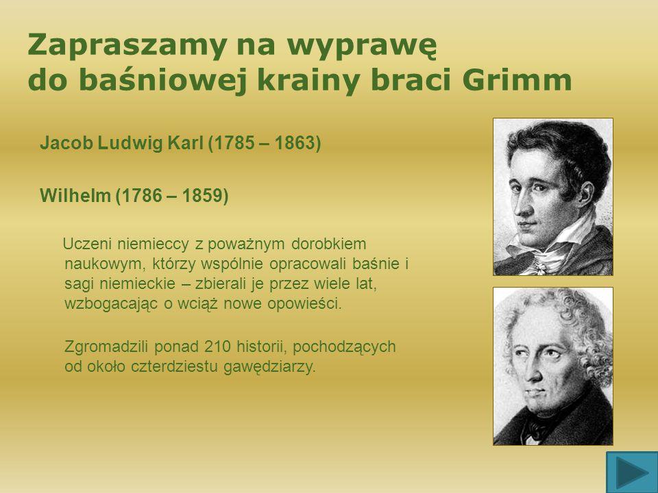 W BAŚNIOWEJ KRAINIE BRACI GRIMM Wystawa i konkurs