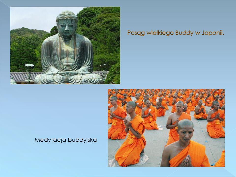 Medytacja buddyjska