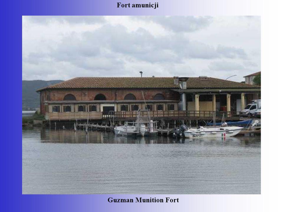 Guzman Munition Fort Fort amunicji