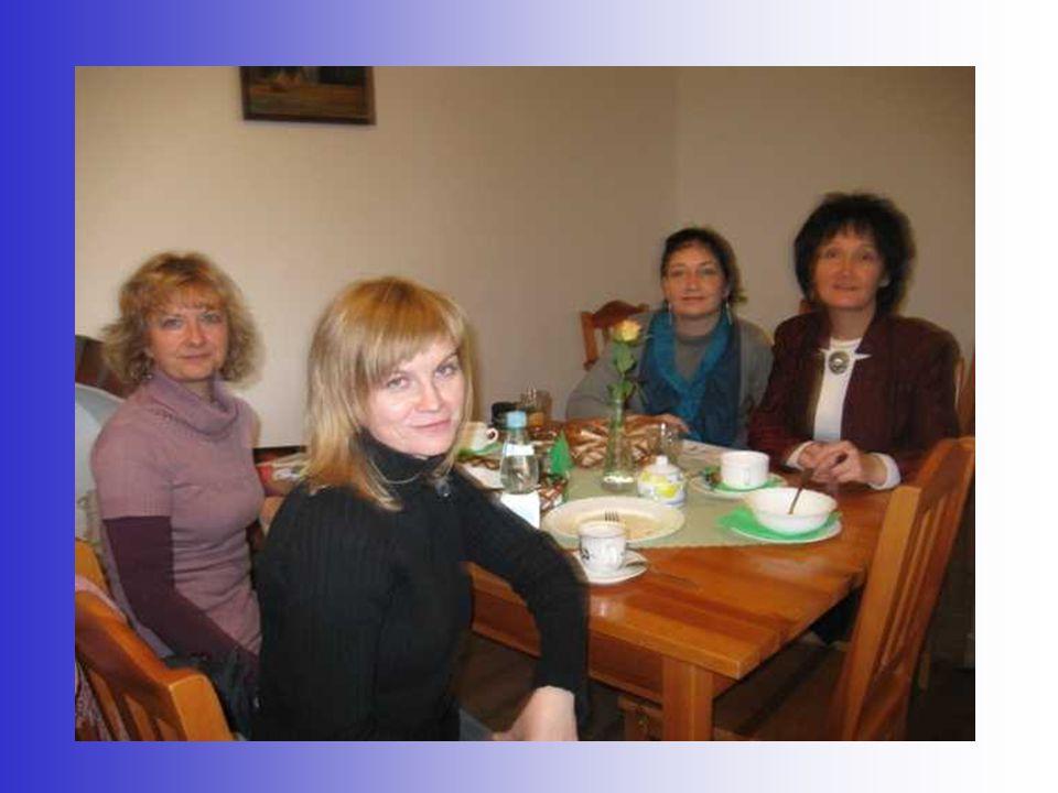 "Obiadokolacja w restauracji "" Villa Ambra Dinner at Villa Ambra restaurant and a desciption of Italian cooking by Slow Food Association."