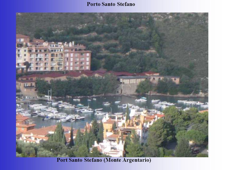 Port Santo Stefano (Monte Argentario) Porto Santo Stefano