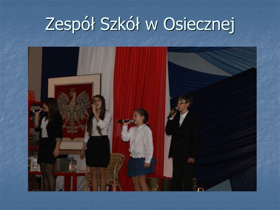 Zespół Szkół w Osiecznej