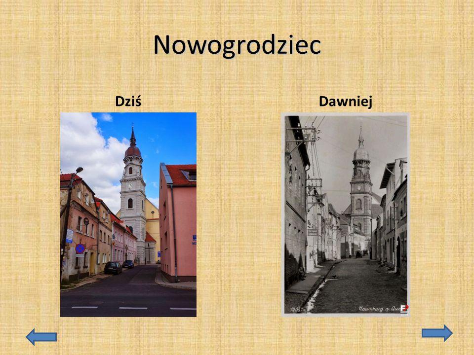 Informacje ogólne Miasto leżące na Dolnym Śląsku, w woj.