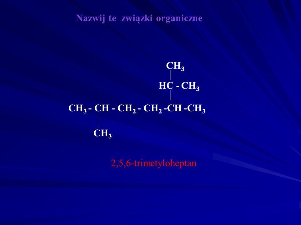 orto metapara 2 podstawniki w pierścieniu aromatycznym
