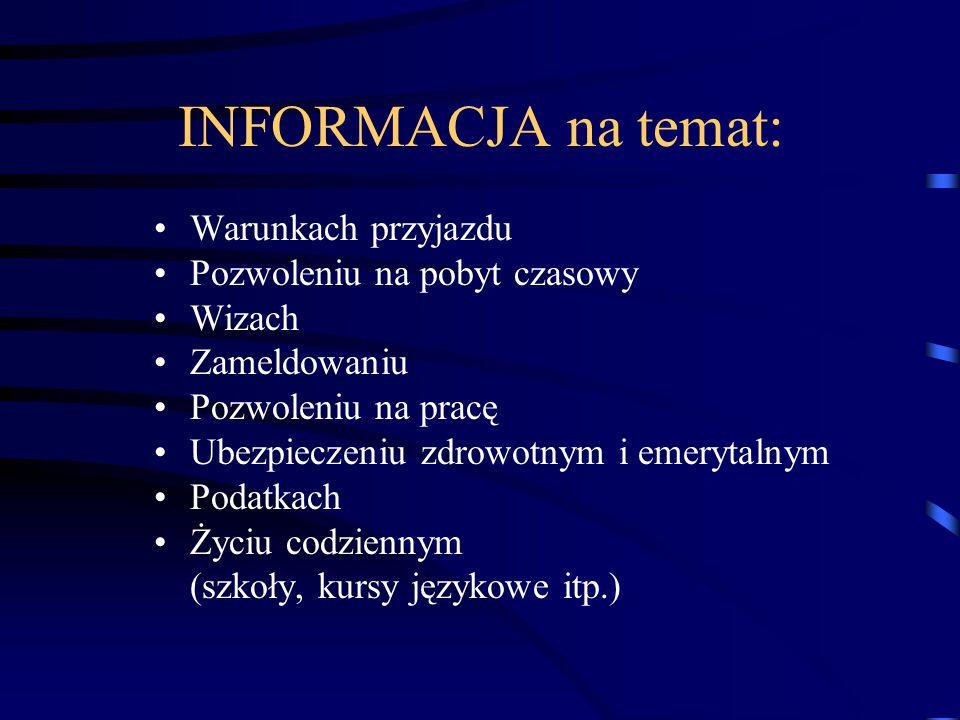 Centra Informacji dla Naukowców Sieć ERA-MORE Adresy Centrów w poszczególnych krajach Linki do stron krajowych i regionalnych W Polsce istnieje 10 Centrów (sieć oparta na sieci Regionalnych Punktów Kontaktowych PR) Strona Polskiej Sieci Centrów www.eracareers-poland.gov.pl