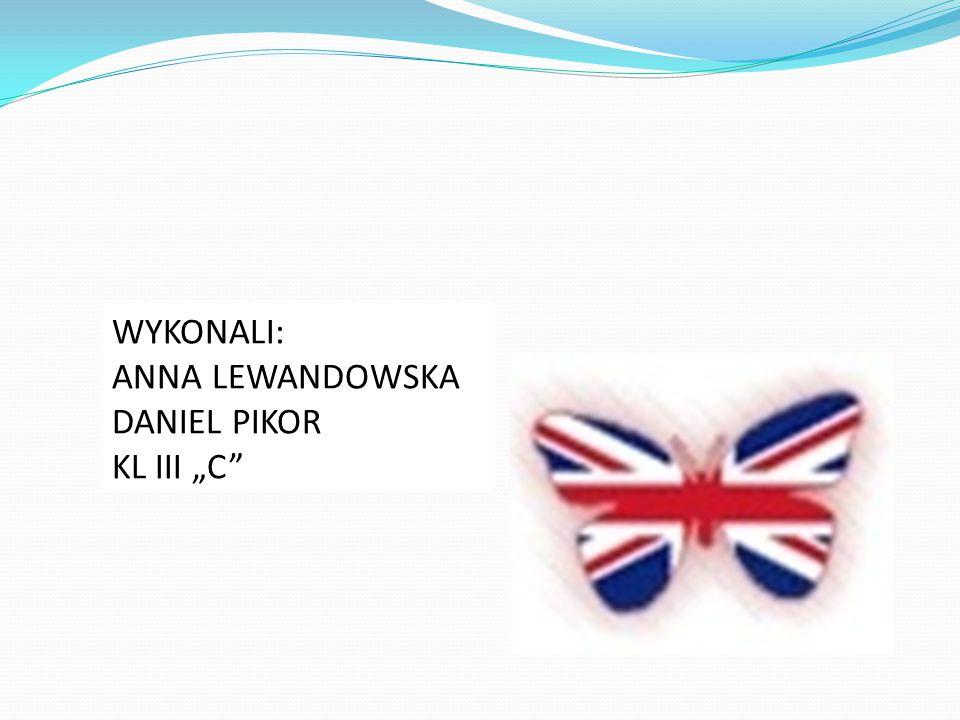 "WYKONALI: ANNA LEWANDOWSKA DANIEL PIKOR KL III ""C"""