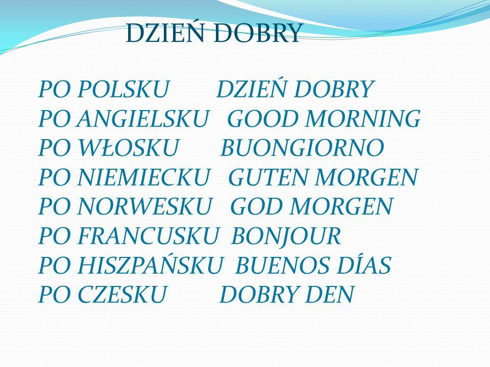 W Unii Europejskiej obowiązują 24 języki urzędowe, które są jednocześnie językami roboczymi, a mianowicie: angielski, bułgarski, chorwacki, czeski, duński, estoński, fiński, francuski, grecki, hiszpański, irlandzki, litewski, łotewski, maltański, niderlandzki, niemiecki, polski, portugalski, rumuński, słowacki, słoweński, szwedzki, węgierski i włoski.