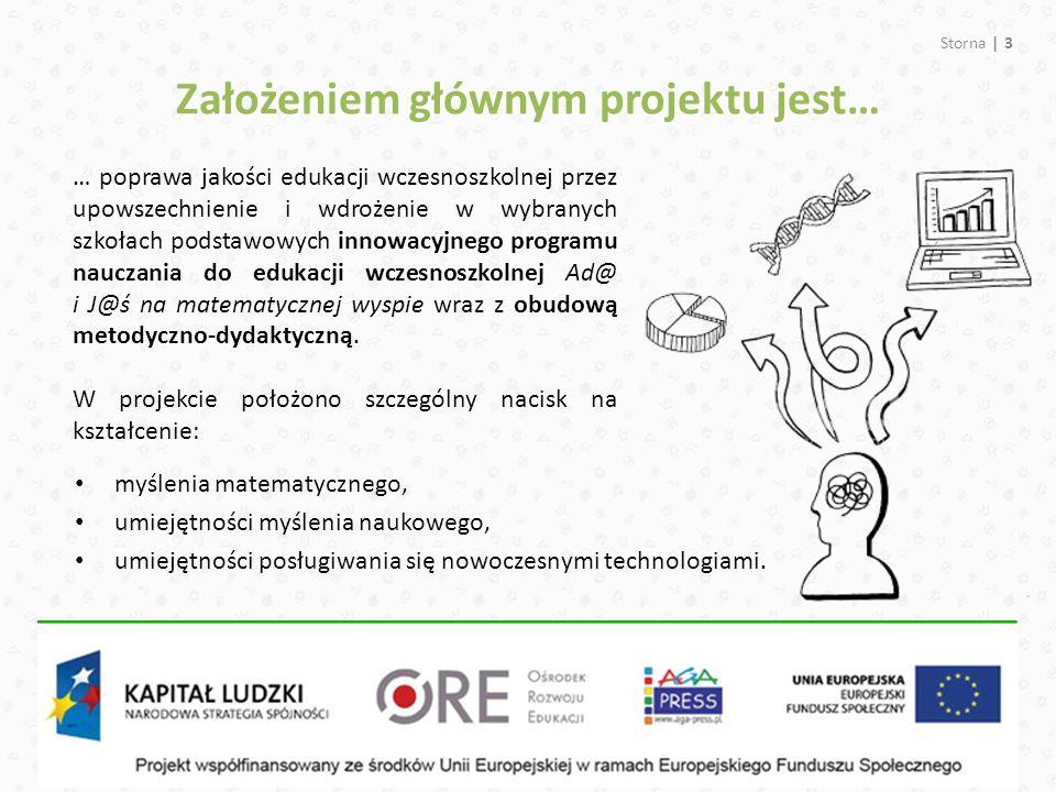 Generatory Storna | 34 Oprócz pomocy multimedialnych w ramach projektu powstały także generatory pomocy, przeznaczone dla nauczycieli oraz uzdolnionych uczniów.
