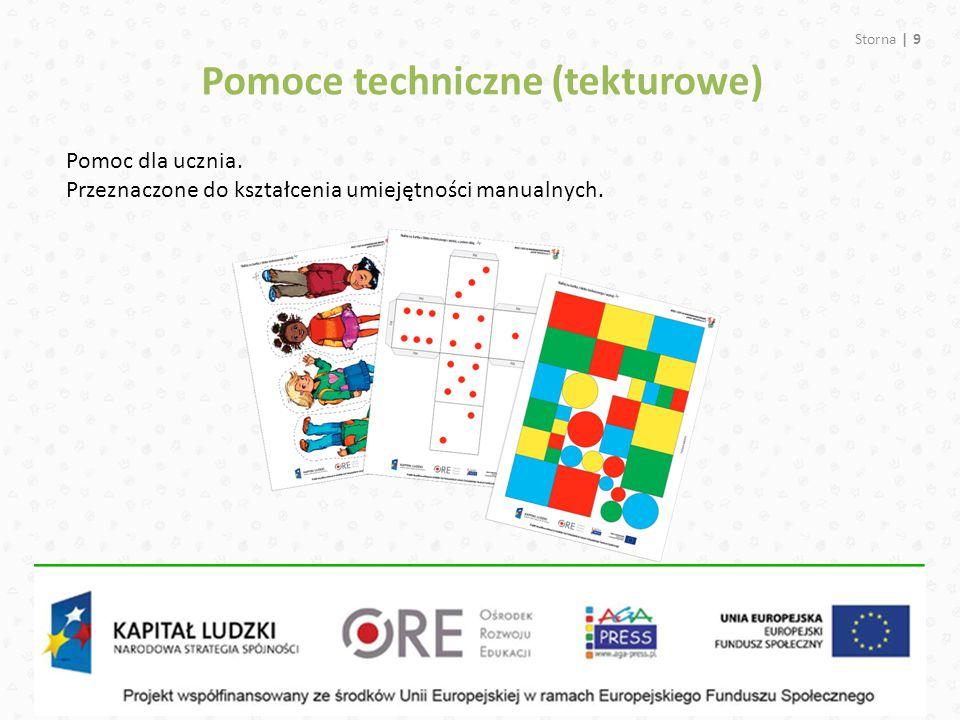 Pomoce techniczne (tekturowe) Storna | 9 Pomoc dla ucznia. Przeznaczone do kształcenia umiejętności manualnych.