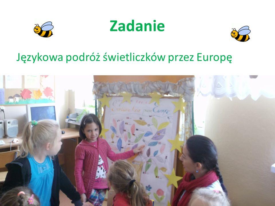 Europejski Dzień Języków 26.09.2014 obchodziliśmy w naszej szkole Europejski Dzień Języków podczas, którego uczniowie zdobyli wiedzę nt.