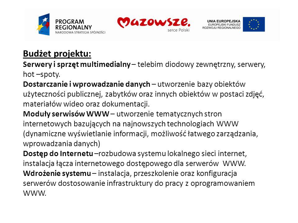W portalu jest też strona Instytucje, która bazą teleadresową instytucji ogólnopolskich i lokalnych.