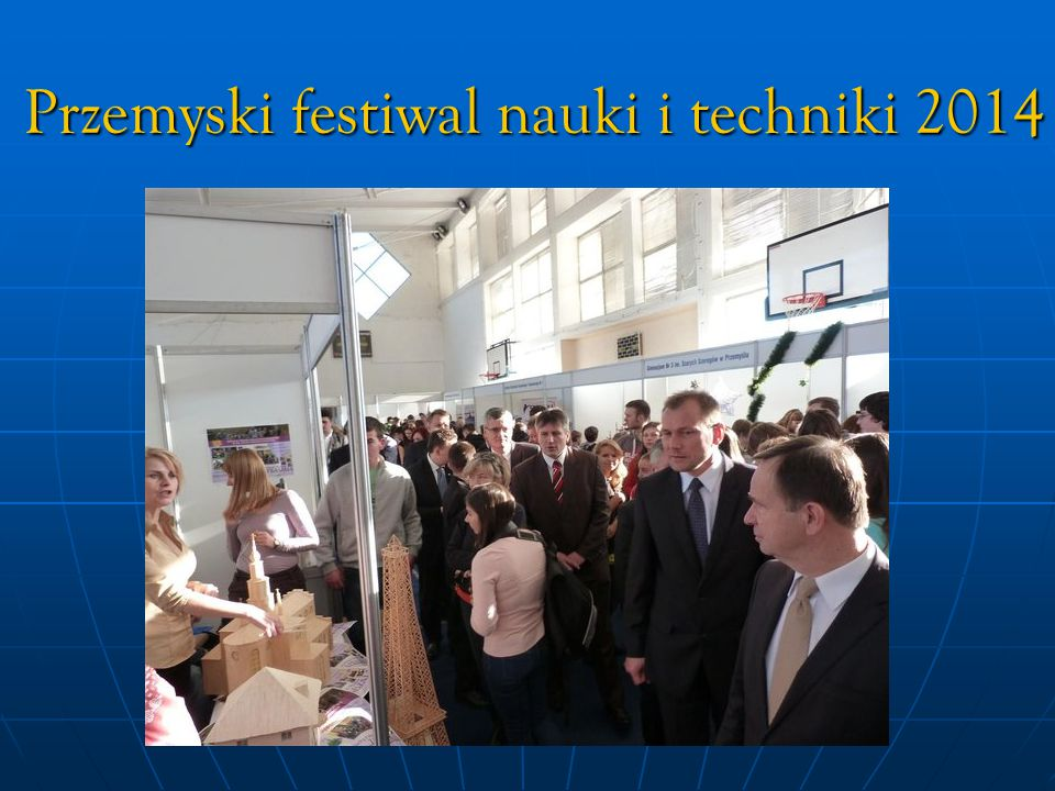 Przemyski festiwal nauki i techniki 2014