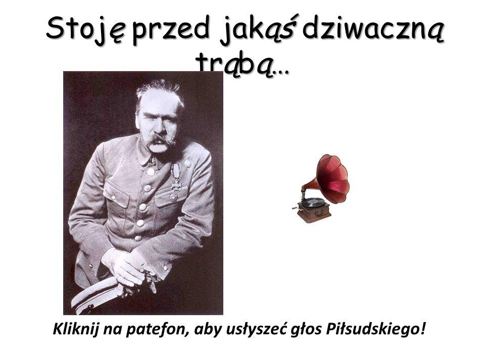 Śmierć Marszałka - 12 maja 1935r Marszałek Piłsudski zmarł 12 maja 1935 o godz.