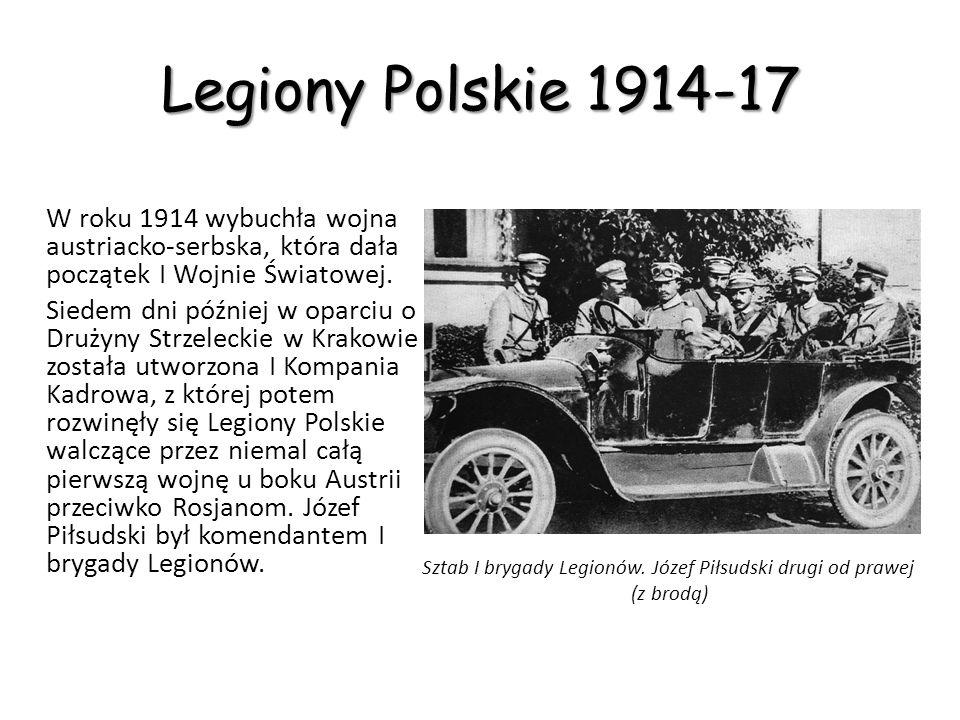 Działalność niepodległościowa Józef Piłsudski rozpoczął działalność niepodległościową w okresie studiów na Uniwersytecie Charkowskim.