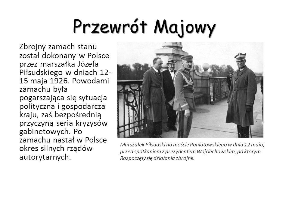 Naczelnik Państwa Oficjalny tytuł Naczelnik Państwa Piłsudski otrzymał w lutym 1919 roku.